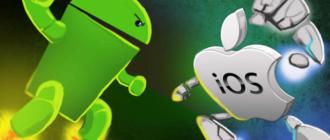 противостояние айфона и андроида